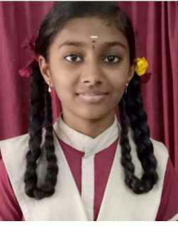 தமிழக மாணவிக்கு 'கூகுள்' அங்கீகாரம்