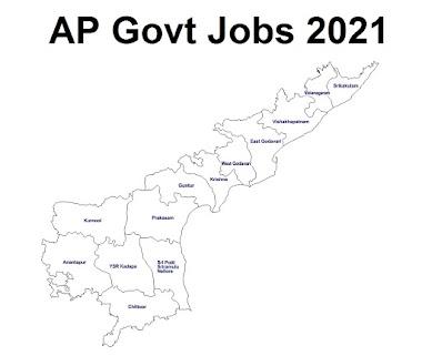 Andhra Pradesh (AP) Govt Jobs 2021 | Andhra Pradesh (AP) State Jobs January 2021