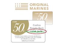 Logo Original Marines ti regala 50€ in prodotti Barò Cosmetics: premio certo!