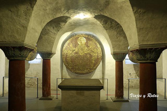 Cripta de la catedral de Konstanz