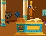 GenieFunGames Pyramid Treasure Escape