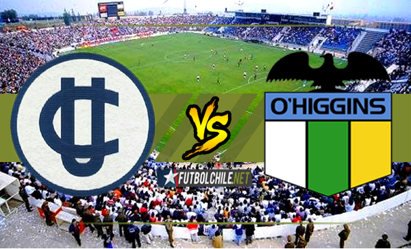 Ver stream hd youtube facebook movil android ios iphone table ipad windows mac linux resultado en vivo, online: Universidad Católica vs O'Higgins