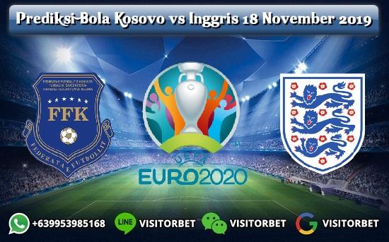 Prediksi Bola Kosovo vs Inggris 18 November 2019