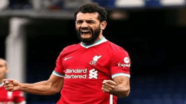 محمد صلاح أفضل لاعب فى إنجلترا لعام 2020