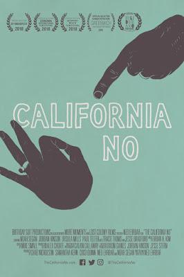 California No Poster