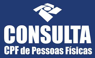 Consulta de CPF pela internet