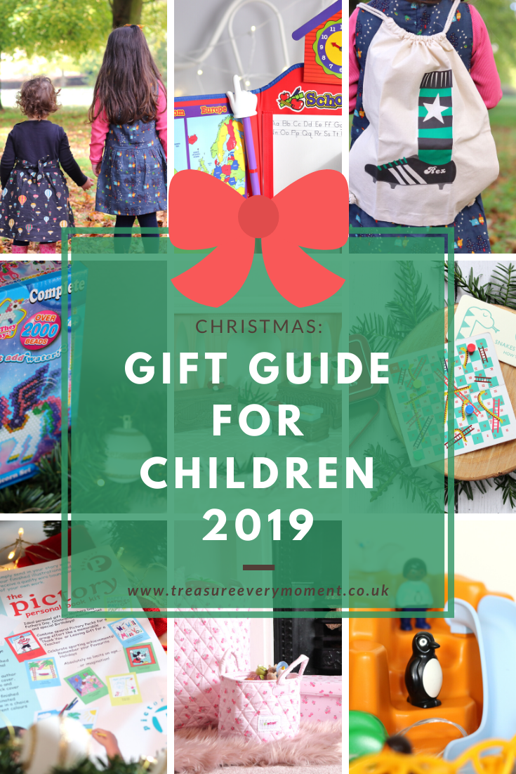 CHRISTMAS: Gift Guide for Children 2019