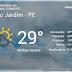 Previsão do Tempo para Belo Jardim, PE
