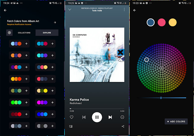 تطبيق لعمل أضواء جميلة على حواف شاشة هاتفك 2020