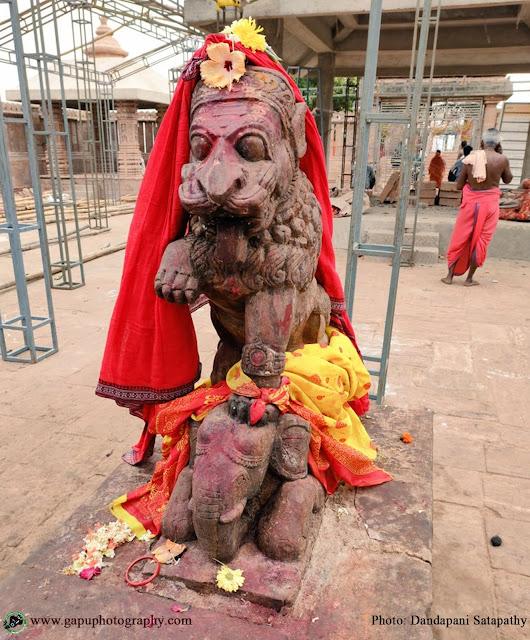 Narasimha or Nursinha Avatar