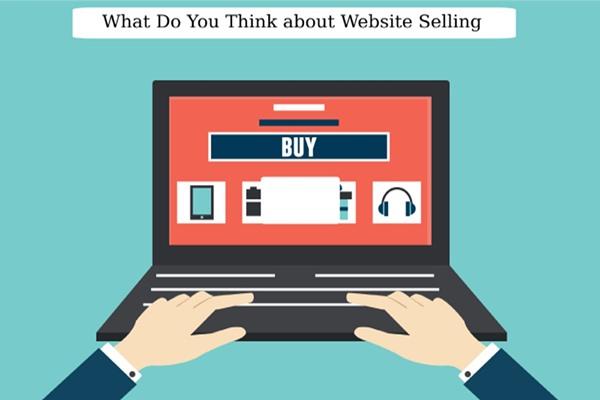 Website Selling