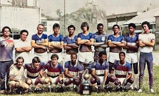 Olaria Campeão da Taça de Bronze de 1981