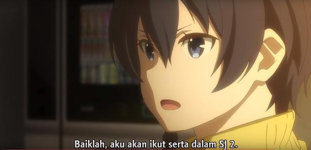 Sword Art Online Alternative - Gun Gale Online Episode 6 Subtitle Indonesia