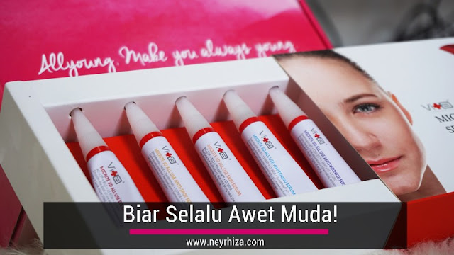 Review Swiss Vita Micrite 3D All Use Series Pack dari All Young