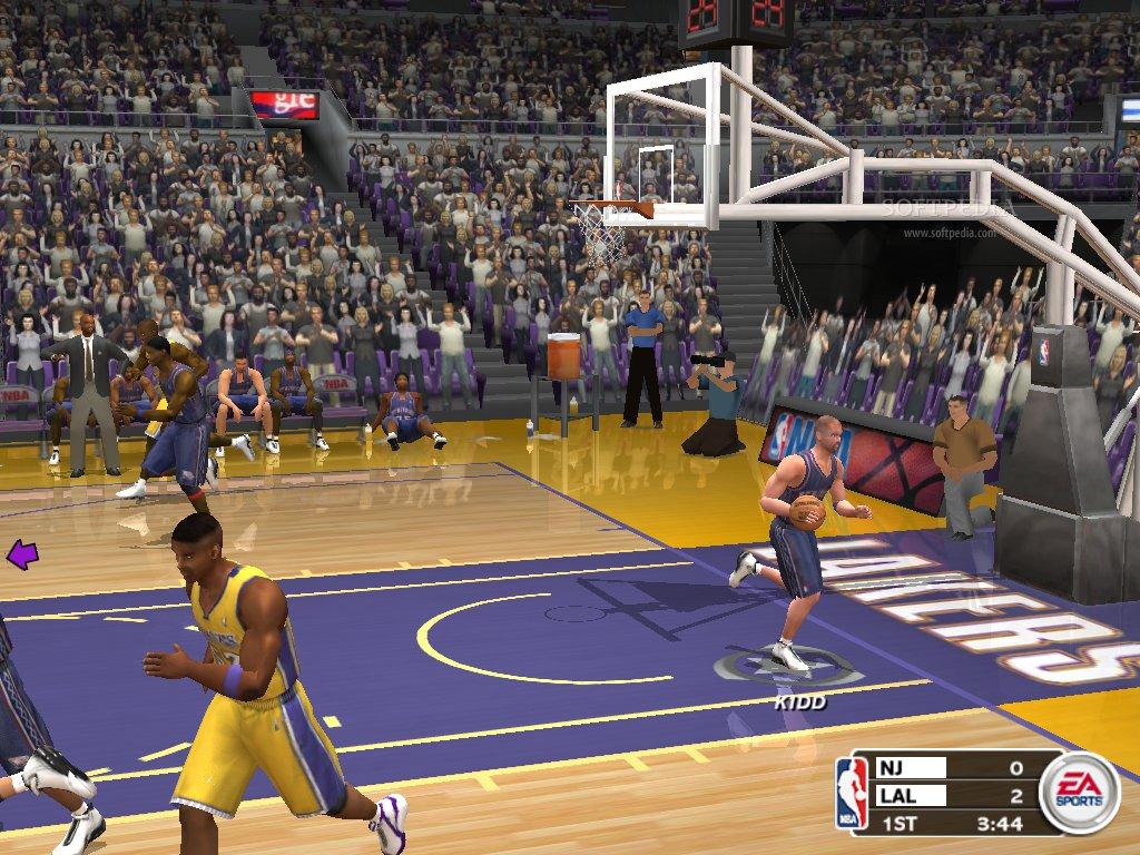تحميل لعبة كرة السلة بحجم صغير