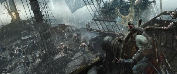 Assassins Creed 4 Naval and Fort Gamescom Demo