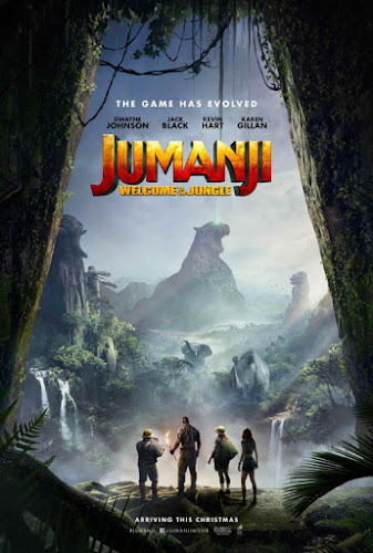 Jumanji: Welcome to the Jungle (BRRip 720p Dual Latino / Ingles) (2017)