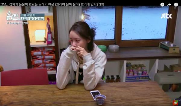 《孝利家民宿》「再也見不到你的臉龐⋯」 潤娥在李孝利面前哭了!