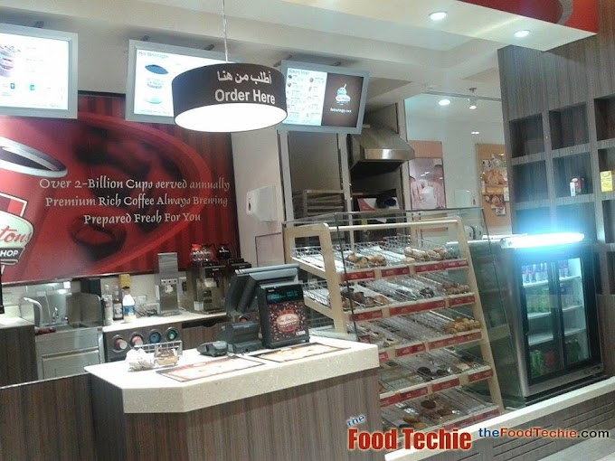 In 2014, Tim Hortons Cafe and Bake Shop started rolling out in Riyadh, Saudi Arabia