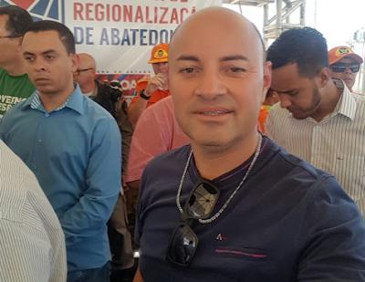 Radialista Adriano Maciel confirma candidatura a deputado estadual