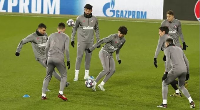 Atletico Madrid will not return to training until Spain's state of emergency is over