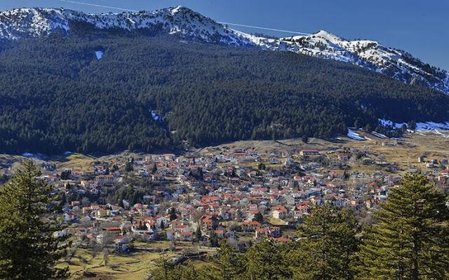 Το ελληνικό χωριό που θεωρείται το ψηλότερο των Βαλκανίων