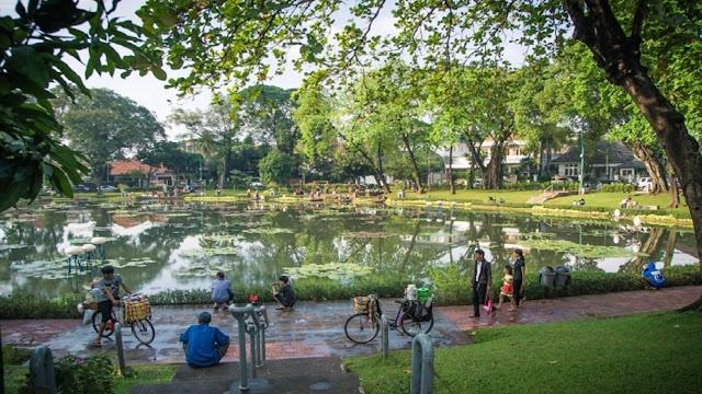 5 Taman Keren untuk Bersantai Akhir Pekan di Jakarta
