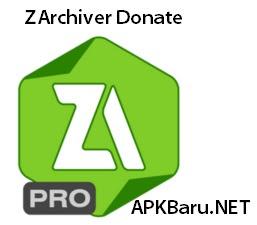 ZArchiver Donate v0.8.3 Pro Apk