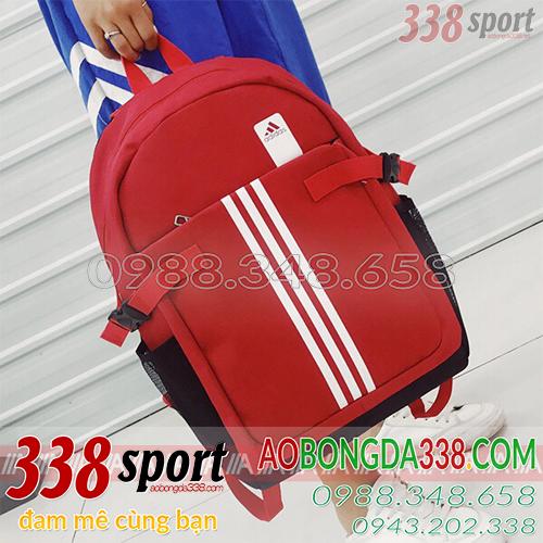 Balo Bóng Đá Giá Rẻ Adidas Đỏ