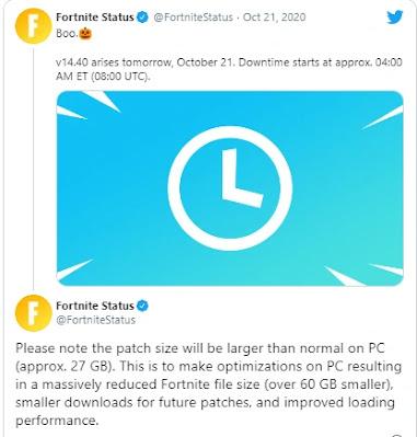 متطلبات تشغيل فورتنايت  Fortnite على الكمبيوتر