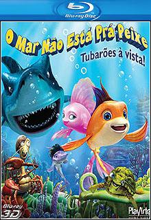 O Mar Não Está prá Peixe - Tubarões à Vista! BluRay 1080p Dual Áudio