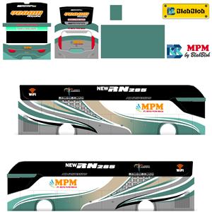 MPM Srikandi SHD by Blahbloh