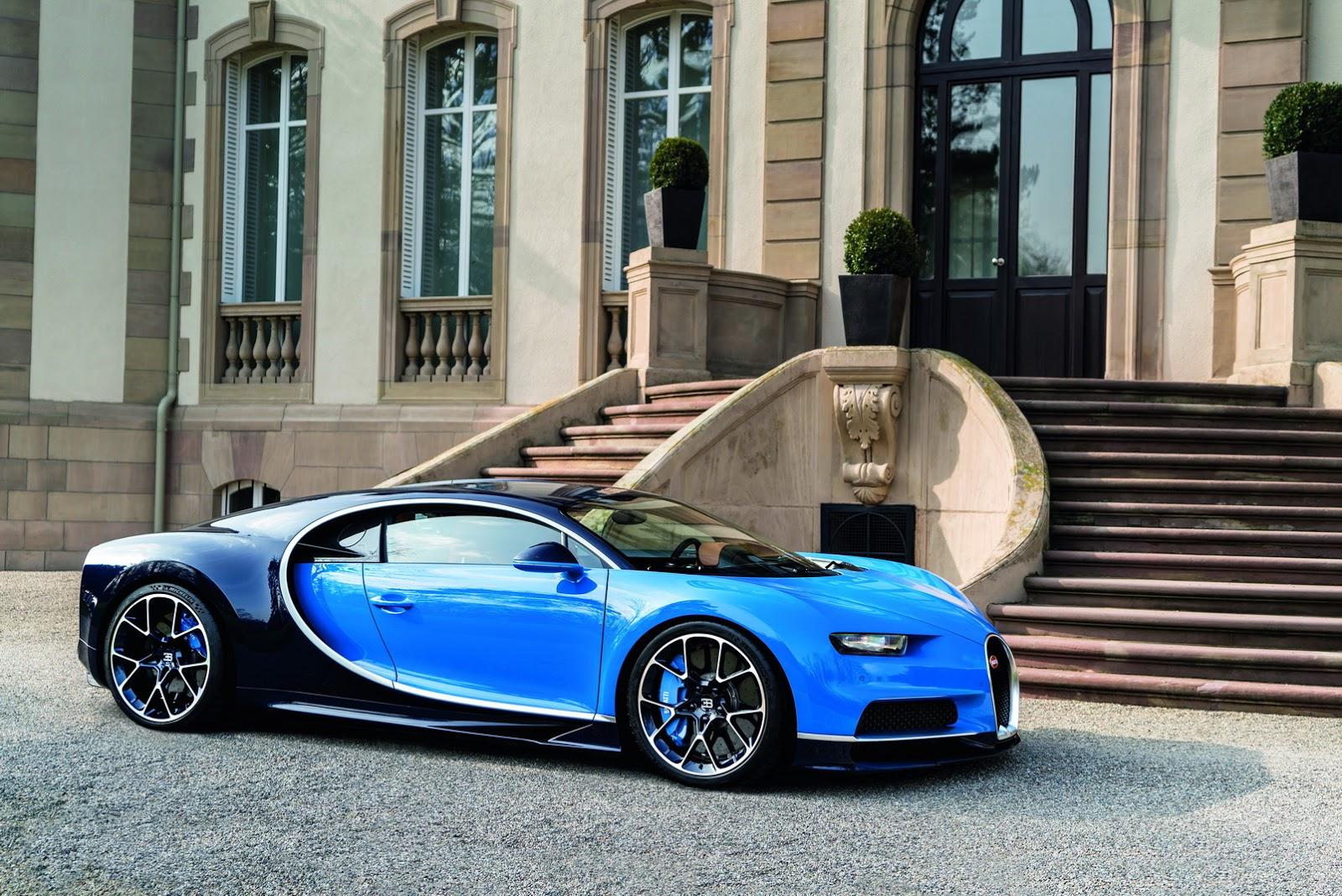 bugatti  Mobil Sport Termahal yang Dijual Secara Umum Saat Ini Bugatti Chiron 76 255B1 255D