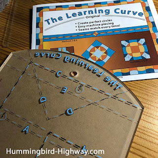 learning curve ruler