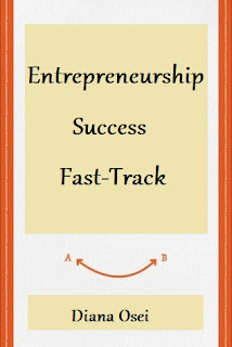 Entrepreneurship Success Fast-Track Book Cover