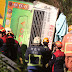 Tour bus flips over on Taiwan highway, killing 32 people