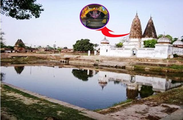 इस मंदिर में है अदभुत 'शालिग्राम' पिछले 200 सालों से बढ़ रहा है आकार