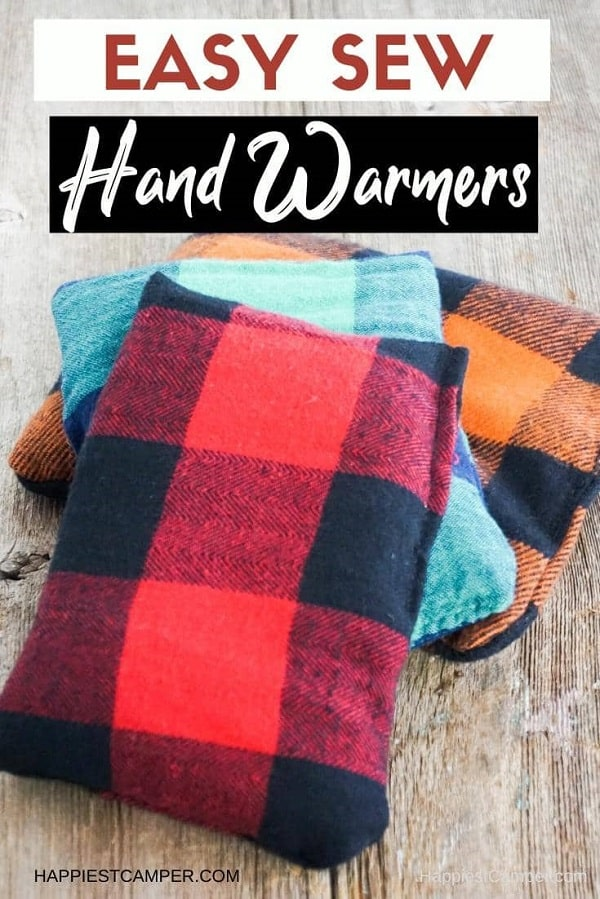 How to make homemade hand warmers