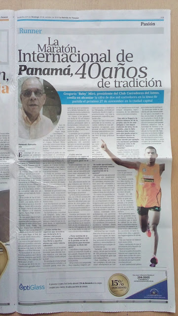 Maraton Panama 2016