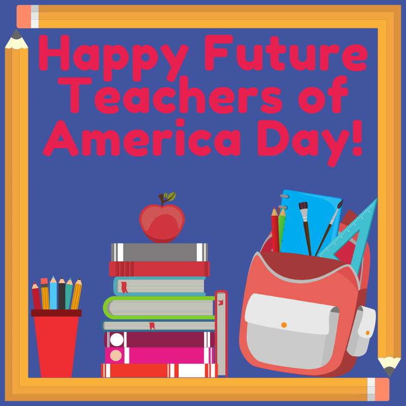 Future Teachers of America Day Wishes