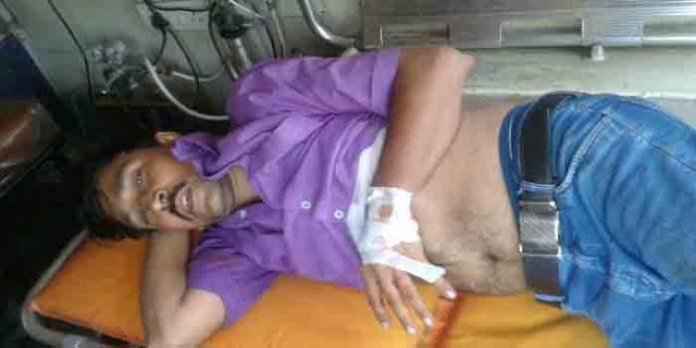 बिहार में एक दिन में दो पत्रकारों पर जानलेवा हमला