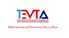 Technical Education and Vocational Training Authority KPK TEVTA Latest Jobs 2021 in Pakistan - Online Apply