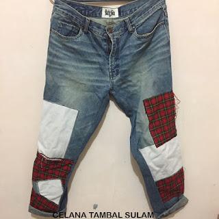 Celana Tambal Sulam