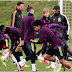Europa League: Big tension as 2 Manchester stars disagree in training