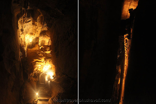 Beautiful places to see in Belgium Grottes de Hotton