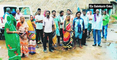 Social Boycott; 22 Dalit Families restricted from entering temple, buying from local shops by upper caste families