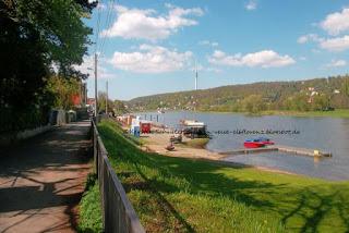 Maifeier Laubegaster Ufer