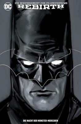BATMAN: DIE NACHT DER MONSTER-MENSCHEN VARIANT - COMIC CON STUTTGART