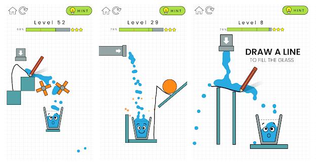 تحميل لعبة الألغاز هابي جلاس Happy Glass مهكرة للاندرويد احدث اصدار - كل شي مفتوح ومجاني