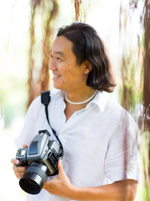 Photographer Koji Hirano